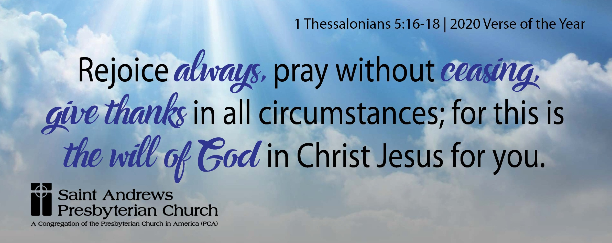 Pray Without Ceasing?